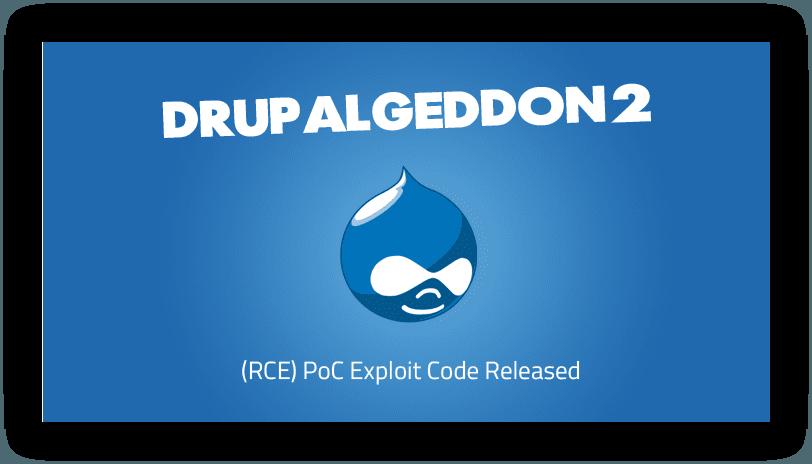 شروع به استفاده ی هکرها از اکسپلویت RCE دروپال
